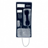 Dollhouse Store Pay Phone - Product Image