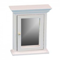 Dollhouse Mirrored Bath Cabinet - Product Image