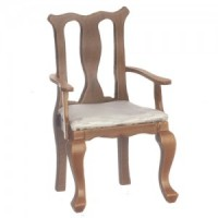 Dollhouse Walnut Dining Chair(s) - Product Image
