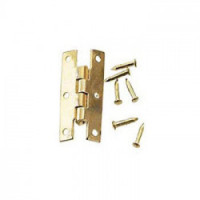 H - Hinges with Nails- Choice of Finish - - Product Image