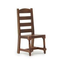 Ladder Back Side Chairs- Choice of Finish -  - Product Image