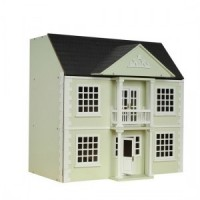 Newnham Manor Dollhouse (Kit) - Product Image