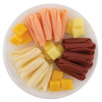 Platter of Meat and Cheeses - Product Image