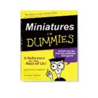 Dollhouse Miniatures for Dummies (Morons) Book - Product Image