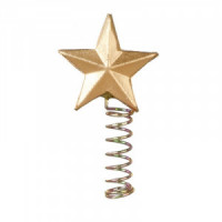 (*) Dollhouse Star Tree Topper - Product Image