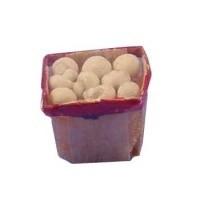 Dollhouse Mushrooms Basket - Product Image