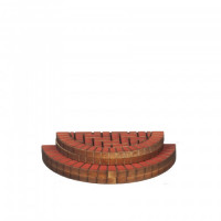 Dollhouse Brick Steps - Product Image