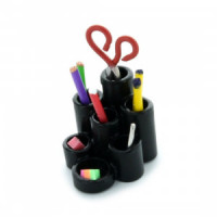 (*) Dollhouse Desktop Pen Holder - Product Image