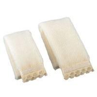 Dollhouse 2 pc Towel Set - Beige - Product Image