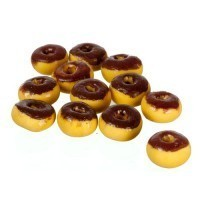 Dollhouse 12 pc Donuts - Product Image