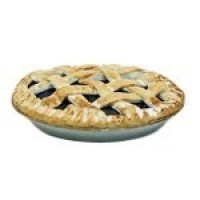 Whole Dollhouse Blueberry Pie - Product Image