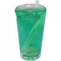 Dollhouse Glass of Limeade - Product Image