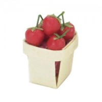 Dollhouse 2 pc Store Cherry Tomato Basket - Product Image
