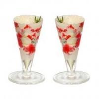 Dollhouse 2 pc. Strawberry Shake / Float - Product Image