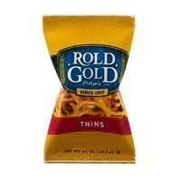 Dollhouse Bag of Rold Gold Pretzels - Product Image
