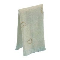 Dollhouse Fringed Kitchen Towel - Product Image