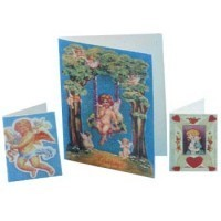 Dollhouse Valentine Cards - Product Image