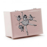 Dollhouse Ballet Footlocker - Product Image