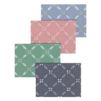 (§) Disc $3 Off - 3 Shts Rose Fiddle Faddle Paper - Product Image