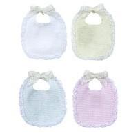Dollhouse Baby Bib - Product Image