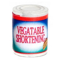 § Disc .60¢ Off - Vegetable Shortening Can - Product Image
