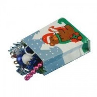 Dollhouse Filled Christmas Bag - Product Image