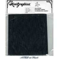 § Disc $4 Off - Moiré Fabric Black - Product Image