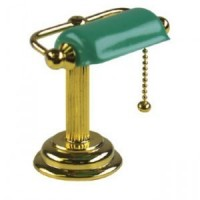 Dollhouse Bankers Desk Lamp - Product Image