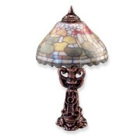 Dollhouse Fruit Tiffany Table Lamp - Product Image