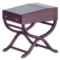 Dollhouse British Explorers Desk - Product Image