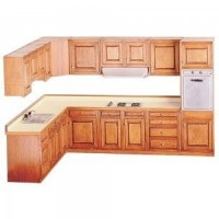 (* *) Un-Finished Upper Cabinets - Product Image