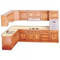 (* *) Un-Finished Lower Cabinets - Product Image
