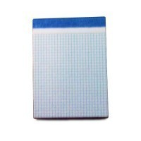 (**) Dollhouse Graph Paper Tablet - Product Image