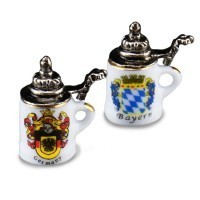 Assorted Beer Stein Set #1 - Product Image