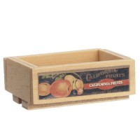 Dollhouse Small Fruit Crate - Product Image