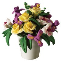 Centerpiece - Spring Flowers - Product Image