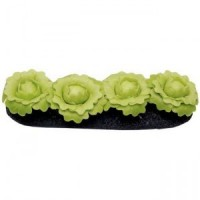 Dollhouse Green Cabbage Garden Bed - Product Image