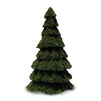 Dollhouse 7 in. Evergreen Trees - Product Image