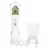 Dollhouse Grandfather Clock Set (Kit) - Product Image