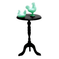 Dollhouse Candlestick Table (Only) - Kit- Choice of Color - - Product Image