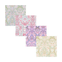 (§) Sale $1 Off - 2 Shts Bon Jour`Paper- Choice of Color - - Product Image