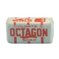 (**) Dollhouse Octagon Soap Bar - Product Image