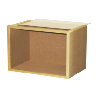 Traditional Room Box Kit - Product Image