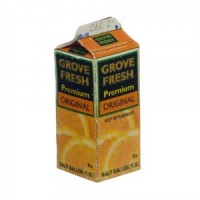 § Disc .50¢ Off - Carton of Orange Juice - Product Image