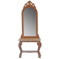 Lincoln Dollhouse Hallstand & Mirror - Product Image