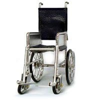 Modern Dollhouse Wheelchair - Product Image