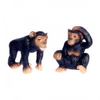 Dollhouse Two Chimpanzee - Product Image