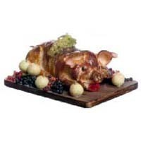 Dollhouse Roasted Pig - Product Image