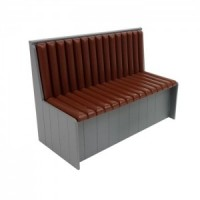 Dollhouse Bench Seating Unit - Product Image