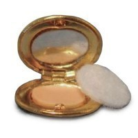 (**) Dollhouse Makeup Compact - Product Image